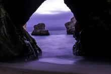 Ocean's Mystic Doorway