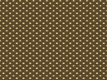 Gold Diamonds Background Pattern