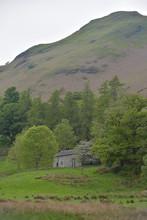 Shepherds Hut Near Derwentwater