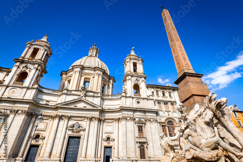 Staande foto Rome Rome, Italy - Piazza Navona
