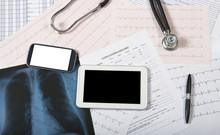 Medical Exams: X-ray, Pulse Tr...