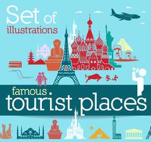 Templates For Famous Tourist P...