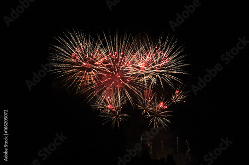 Feuerwerk über Hannover Buy This Stock Photo And Explore Similar
