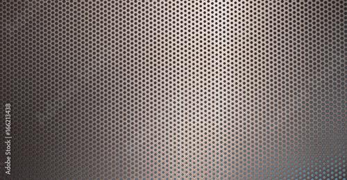 Valokuva  Perforated sheet metal