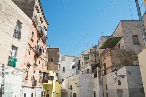 Photo  Alleyway. Massafra. Puglia. Italy.