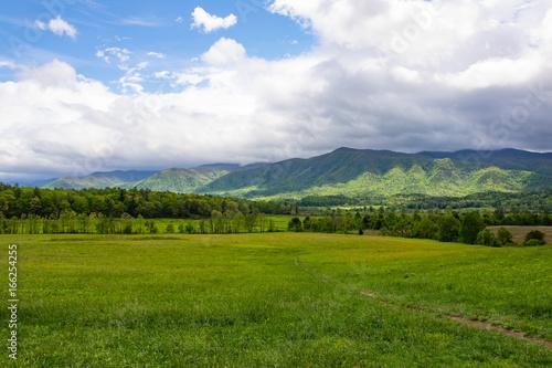 Valokuva  Smoky Mountain Scene3