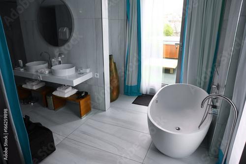 salle de bain 2 Fototapeta