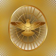 Holy Spirit Symbol, Saint Pete...