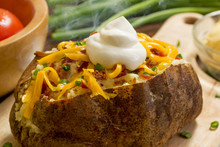 Baked Potato Supreme