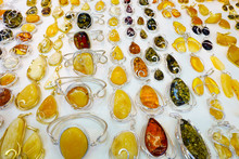 Jewelery From The Baltic Amber...