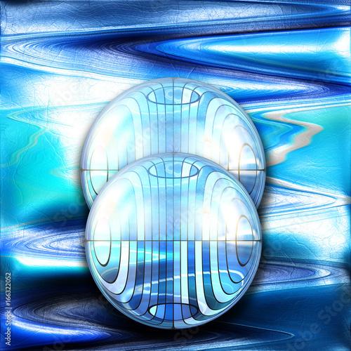 3D rendering combo artwork - 166322052