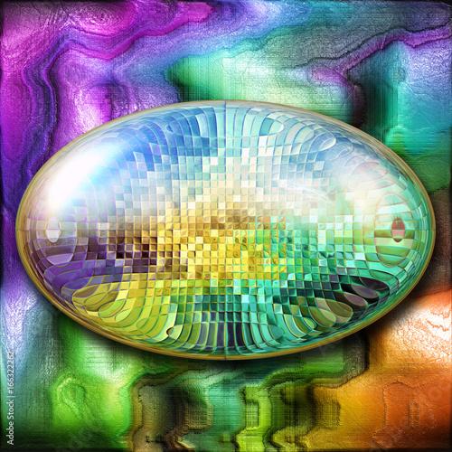 3D rendering combo artwork - 166322262