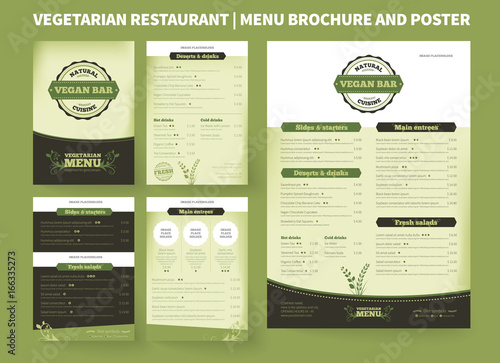 Vector Design Modern Cover Layout For Posters And Flyers