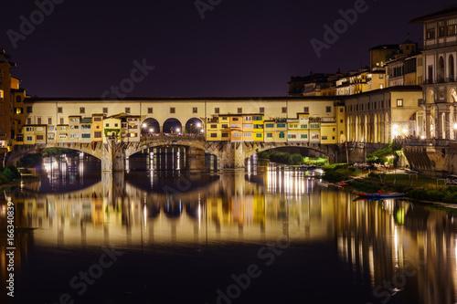 Fotodibond 3D Ponte Vecchio