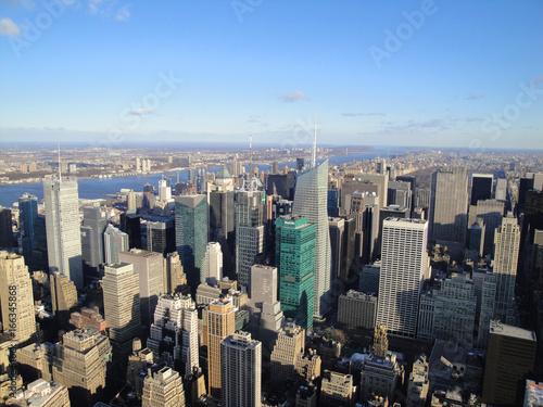 Staande foto Sydney Panorama New York