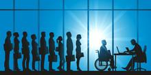 Handicap - File D'attente - ...