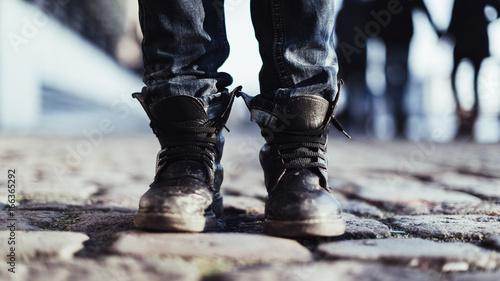 Papiers peints Europe Centrale Shoes