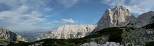 Panorama With Summit Of Stenar...