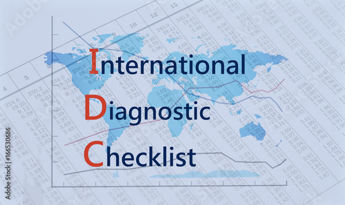 Valokuva  International Diagnostic Checklist