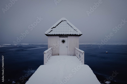 Photo  The Sea House
