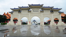 Chinese Archways At Liberty Sq...