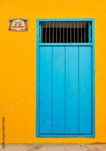 Foto op Aluminium Havana Doors of Havana