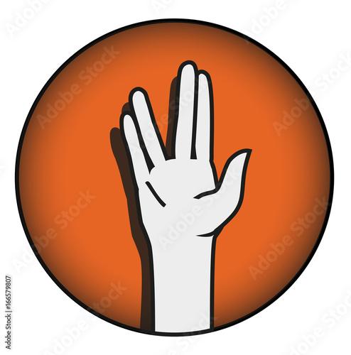Photo  gesturestartrek