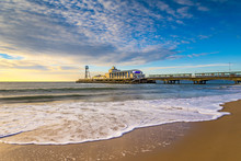 Bournemouth Beach And Pier At ...