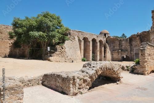 Tuinposter Vestingwerk Forte Alghero