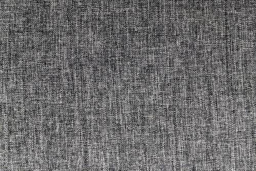 Fotografiet  Gray High Detail Fabric Texture