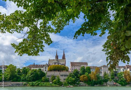 Staande foto Kasteel Basel