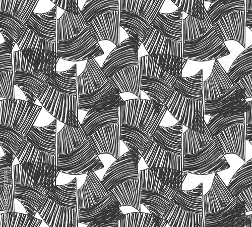wavy-trapezoids-black-on-white