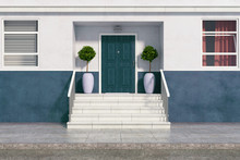 Building With Nice Entrance Fr...