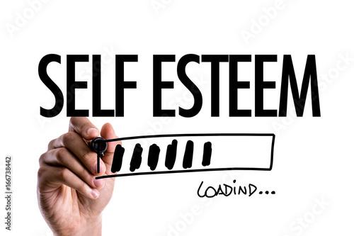 Fotografie, Obraz  Self Esteem