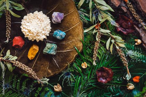Fotografie, Obraz  Chakra Stones