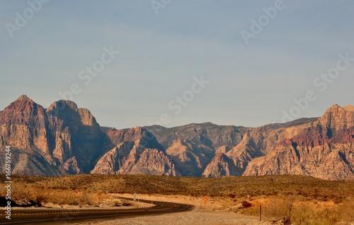 Tuinposter Red Rock Canyon Nevada