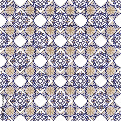 jednolite-wzor-patchworku-z-marokanskiej-portugalskiej-plytek-w-kolorach-niebieskim-i-brazowym
