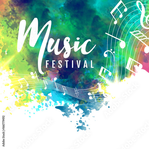 abstract-colorful-grunge-style-musical-background