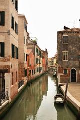 Fototapeta na wymiar View of Venice. Region Veneto. Italy
