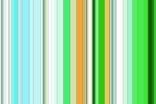 Soft Green Yellow Blue Orange Lines, Abstract Pattern And Design