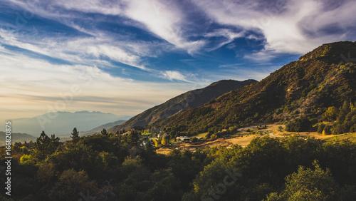 Oak Glen Scenic Overlook