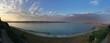 Sea panorama - bulgaria sunny beach