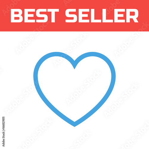 Heart Icon Single High Quality Outline Symbol For Web Design Or