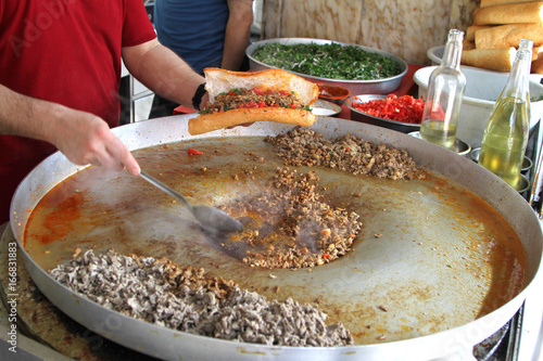 Traditional Turkish cuisine, Tantuni