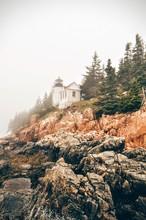 Bass Harbor Head Lighthouse Is...