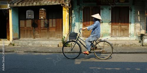 Türaufkleber Fahrrad riding bicycle
