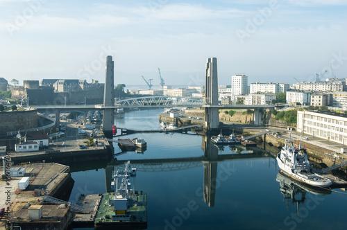 Obraz na plátně Port de Brest