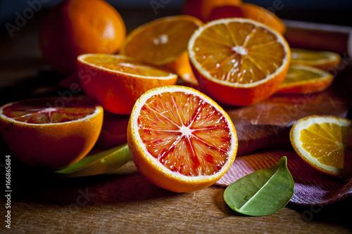 Fototapeta Sycylijskie pomarańcze obraz