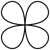 Geometryczna abstrakcyjna mandala, spiralnie geometryczny kształt, obiekt - 166954036