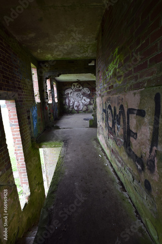 Photo Davidstow Second World War airbase Bodmin Moor